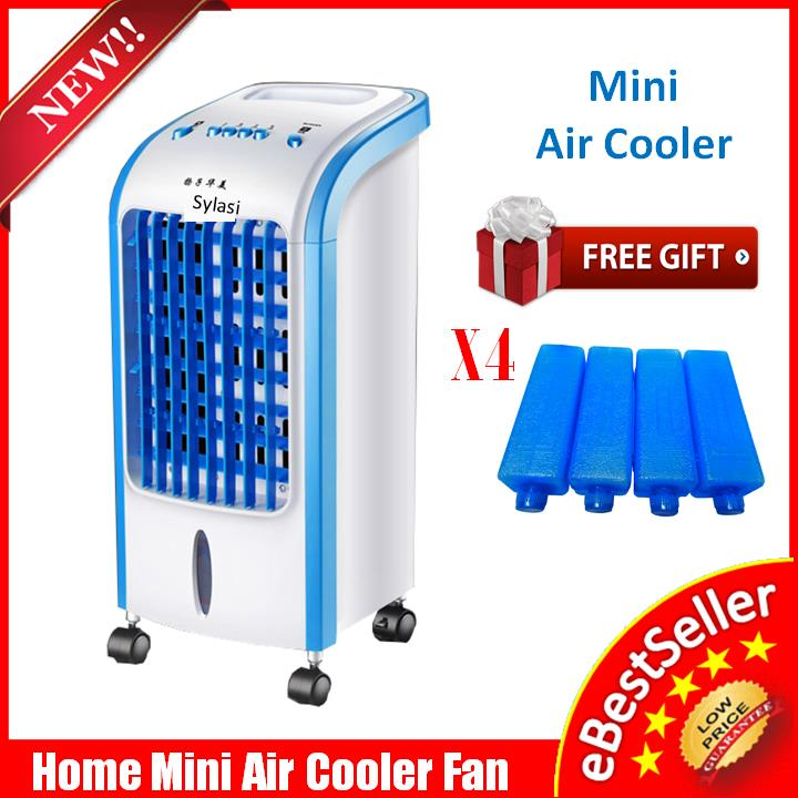 Portable Home Evaporative Air Cooler Honeycomb Cooling Fan + FREE GIFT