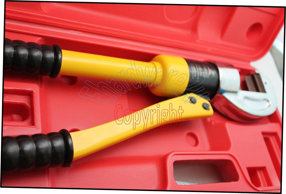 PORTABLE HYDRAULIC REBAR CUTTER 4-16MM (THX-16)