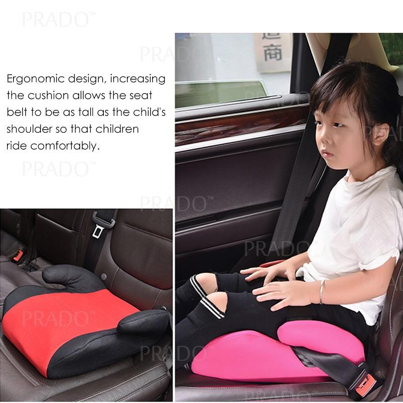 Portable Kids Backless Booster Car S