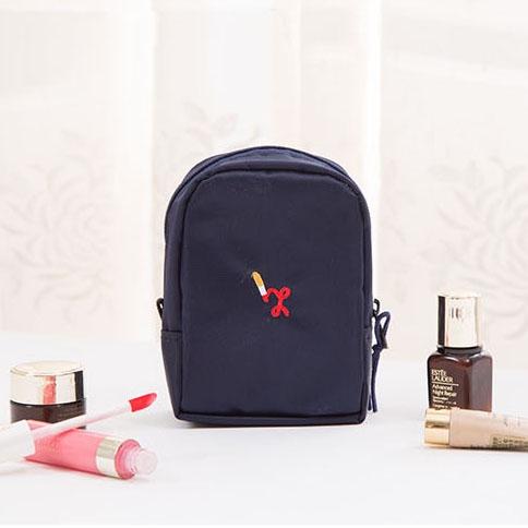 Portable Lipstick Cosmetic Mini Bag Makeup Storage Bag B13909. u2039 u203a & Portable Lipstick Cosmetic Mini Bag (end 9/21/2020 4:50 PM)