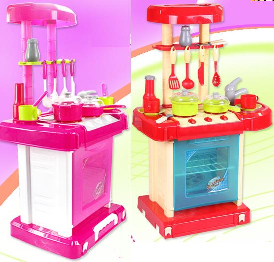 portable little master chef kitchen (end 11/19/2018 4:15 pm)