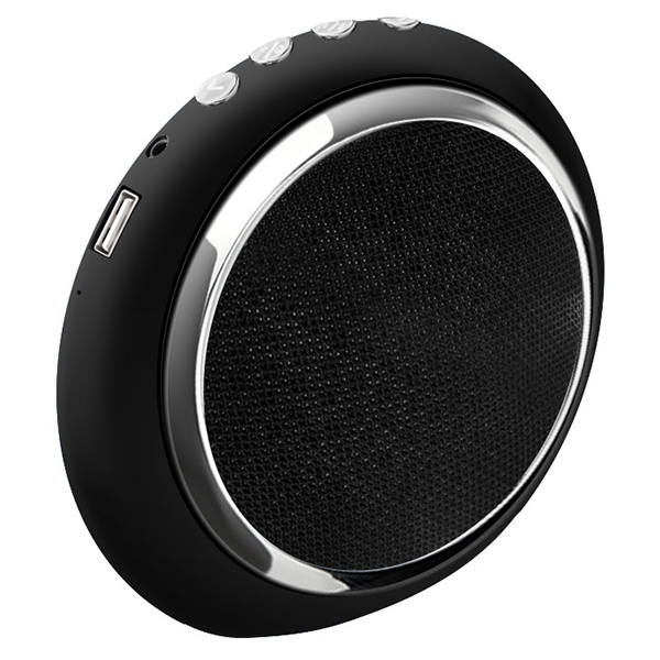 PORTABLE MINI BLUETOOTH WIRELESS / WIRED SPEAKER SUBWOOFER SUPPORT FM ..