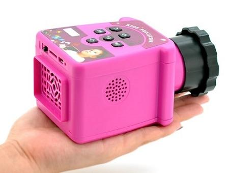 Portable Projector For Kids (PJ-06).