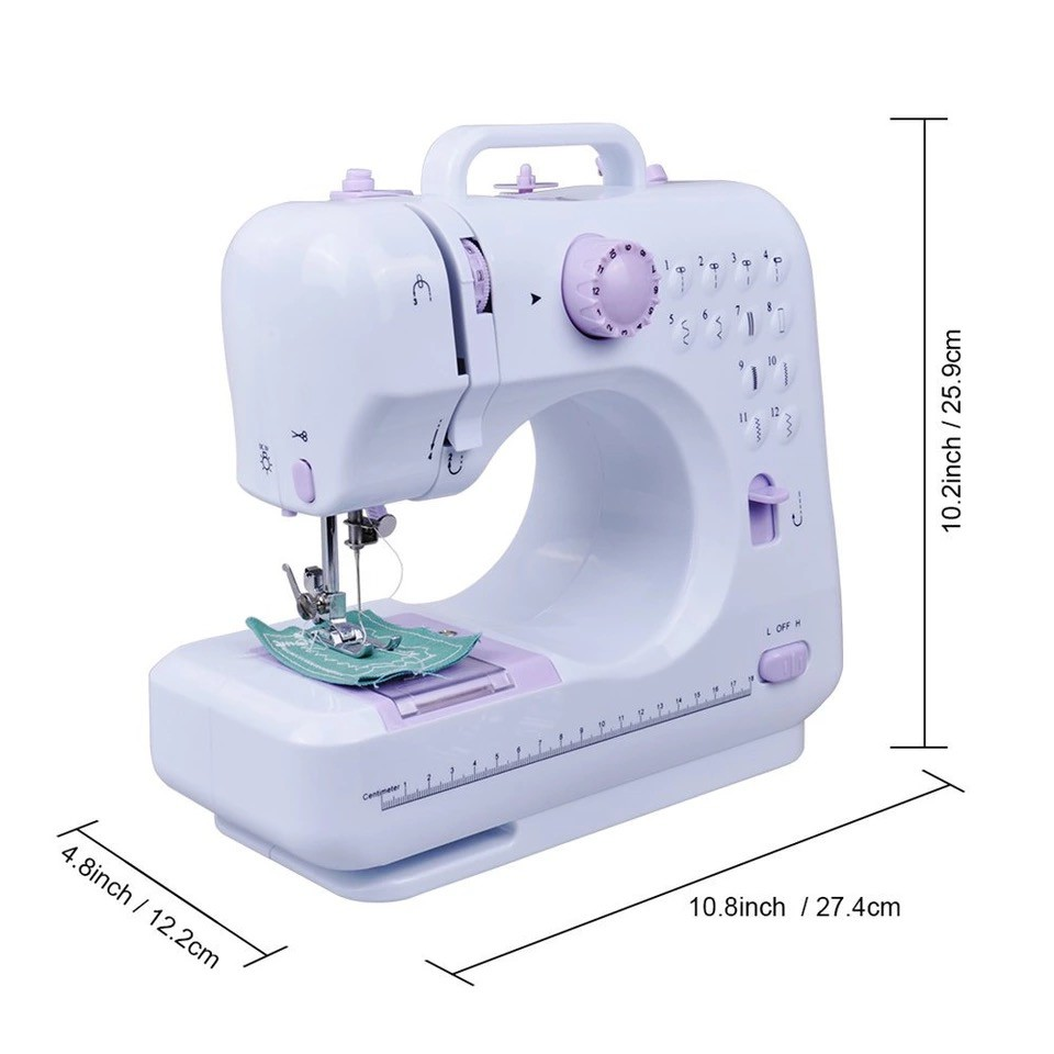 PORTABLE Sewing Machine Upgrade Version 505a D - [ONLY SEWING MACHINE]
