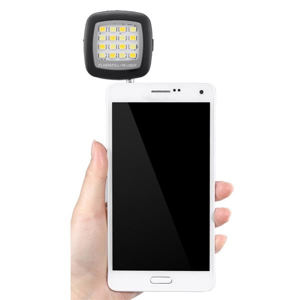 Portable Smartphone LED Flash & Night Light
