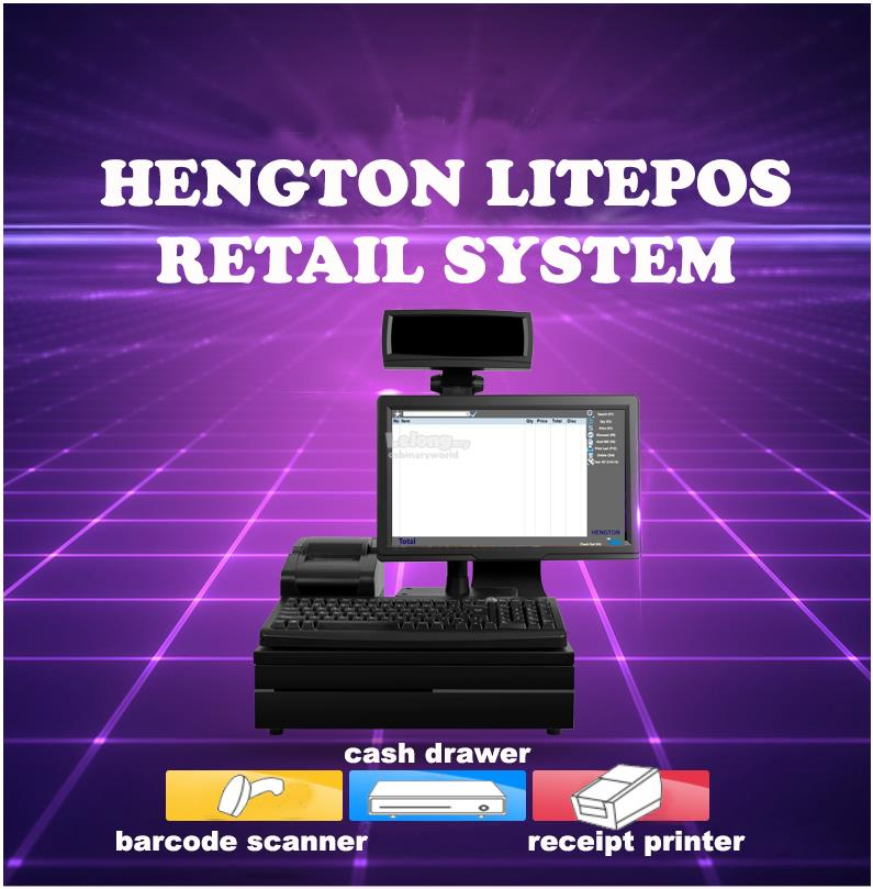 POS system for Retail