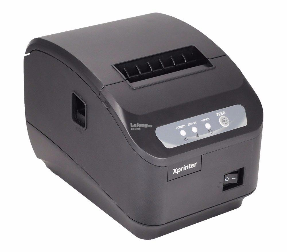 POS SYSTEM XP-Q200II 80MM THERMAL PRINTER LAN PORT
