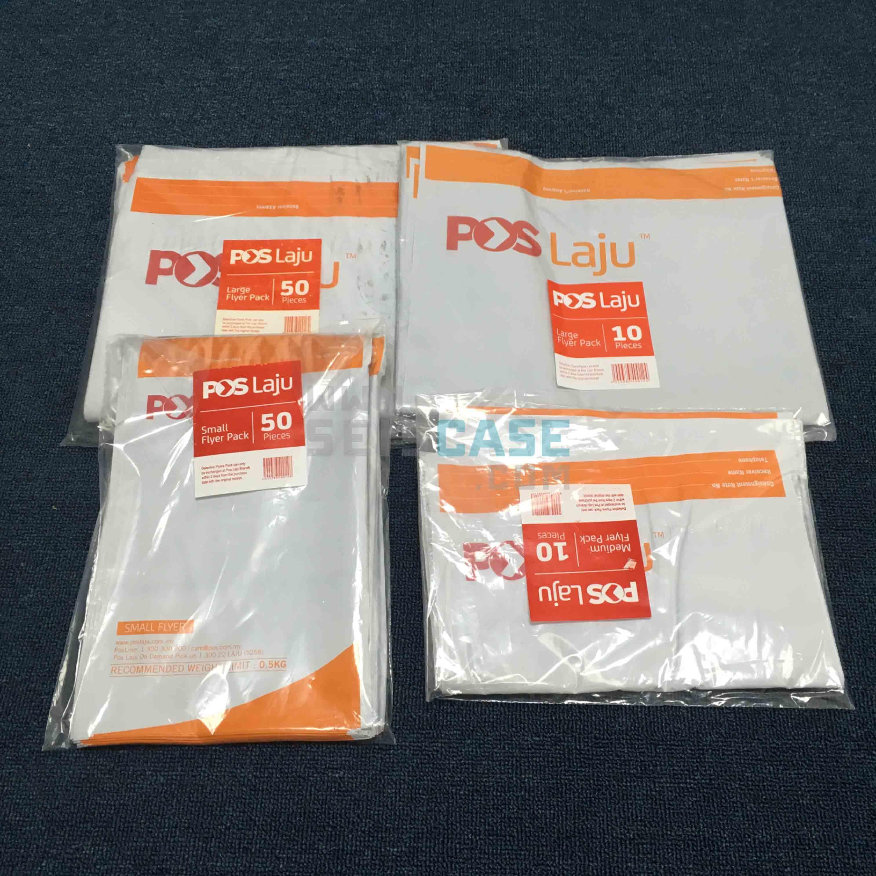 e5945d52b802 Poslaju Courier Pack Parcel Flyer Postage Plastic Bag S M L XL Size. ‹ ›
