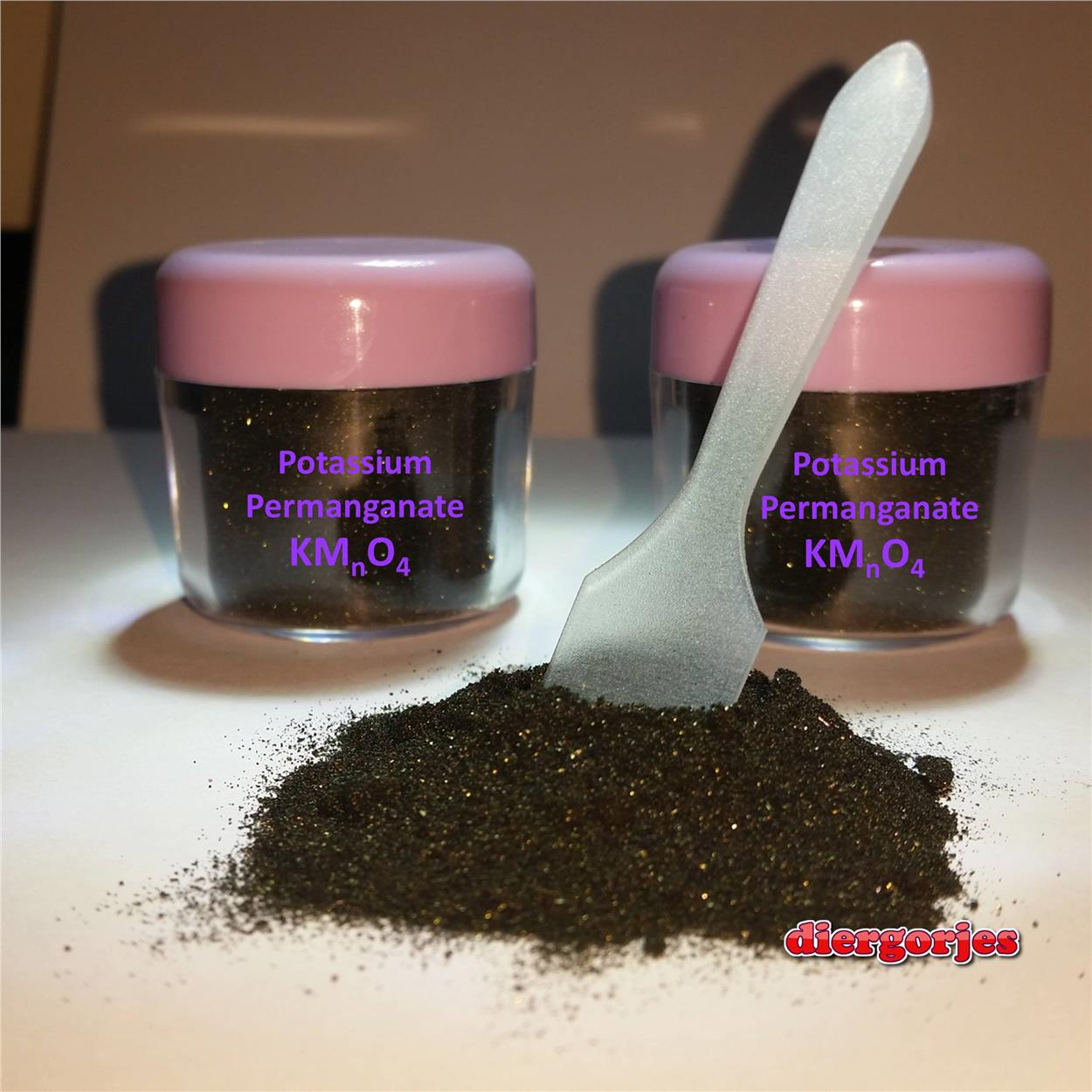 Potassium permanganate kmno4 disinf end 8 10 2018 10 15 pm for Potassium in fish