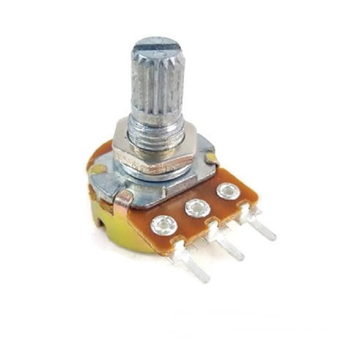 Potentiometer / Variable Resistor (100K Ohm)