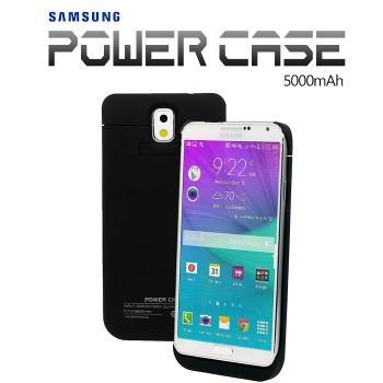 quality design c6578 97b75 Power Case 5000mAh Samsung Galaxy Note 4 External Battery Back Case