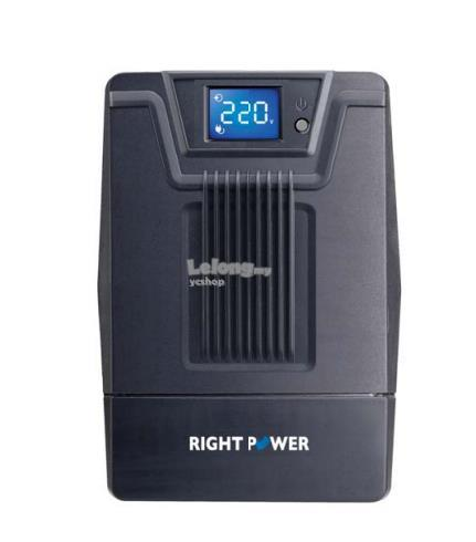 Right Power PowerTank PRO 1250VA (1250T)