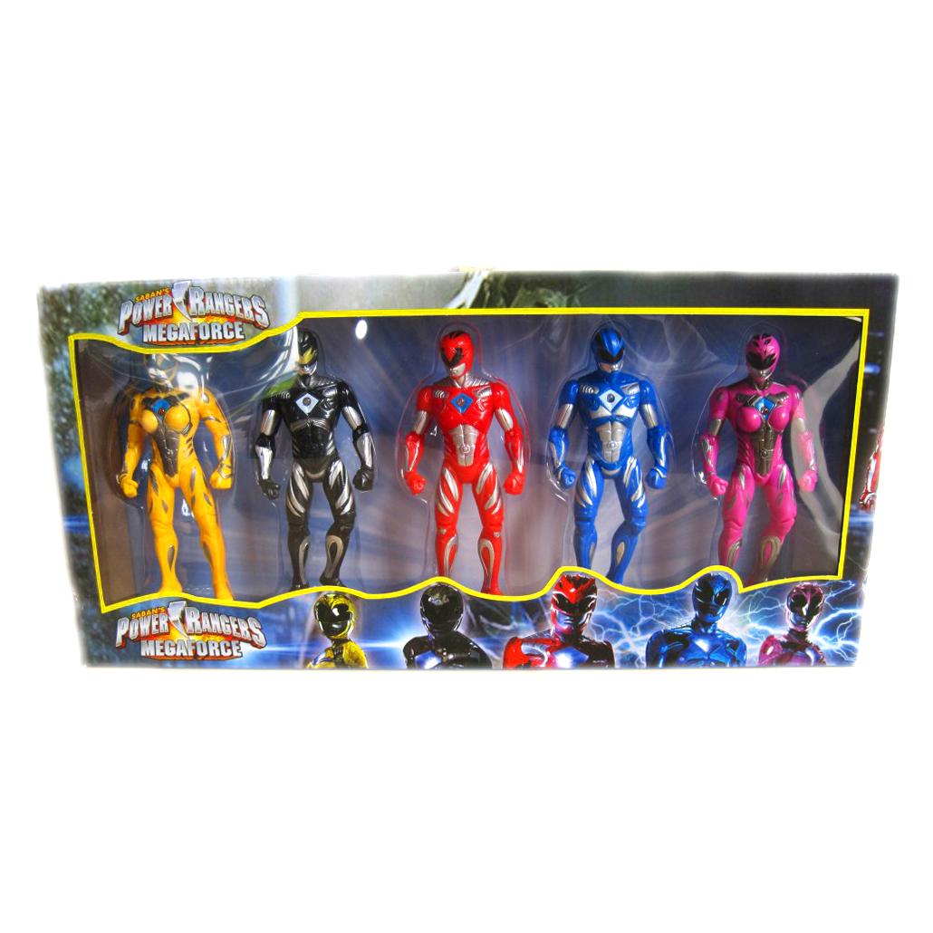New Power Rangers Toys 2020 Power Rangers – Megaforce Act (end 3/27/2020 10:58 AM)