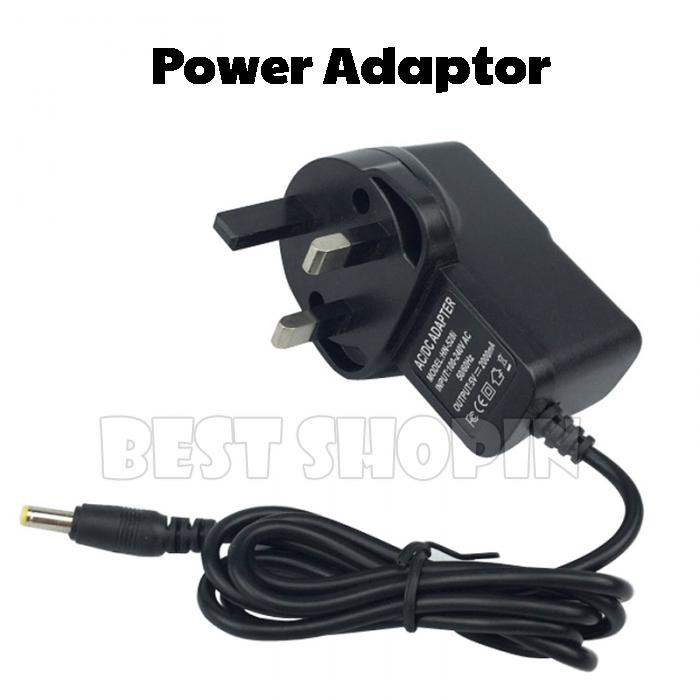 Power Supply Adapter Adaptor Arduino CCTV LED AC to DC 12V 1A