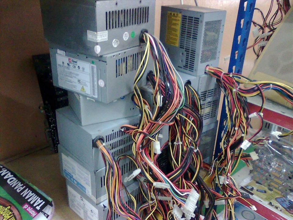 Used Power Supply