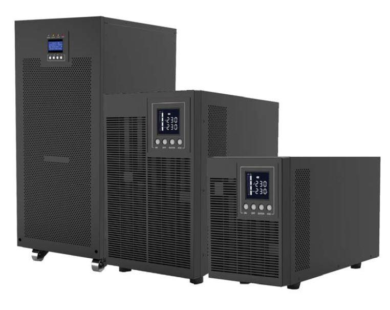 Right Power Titan Vista 9⁺ 2K (F) Tower UPS