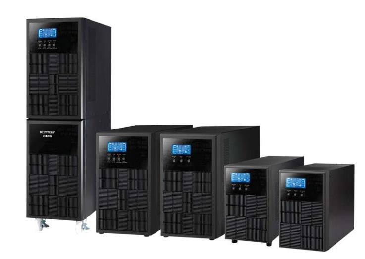 Right Power True Online UPS Titan Neo P Series 2KVA