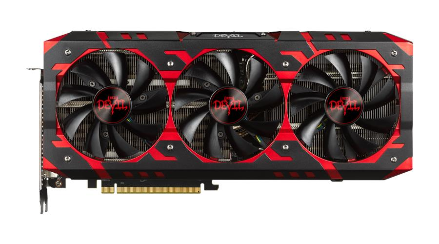 # PowerColor Red Devil RX VEGA 64 HBM2 # 8G | 1607MHz
