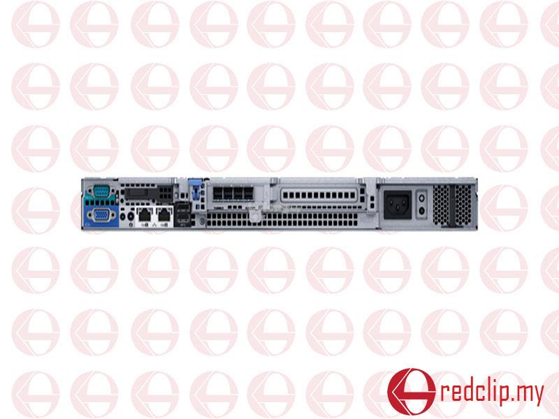 PowerEdge R230 Server - E3-1220v6 (DEL-R230-1220v6-HW)