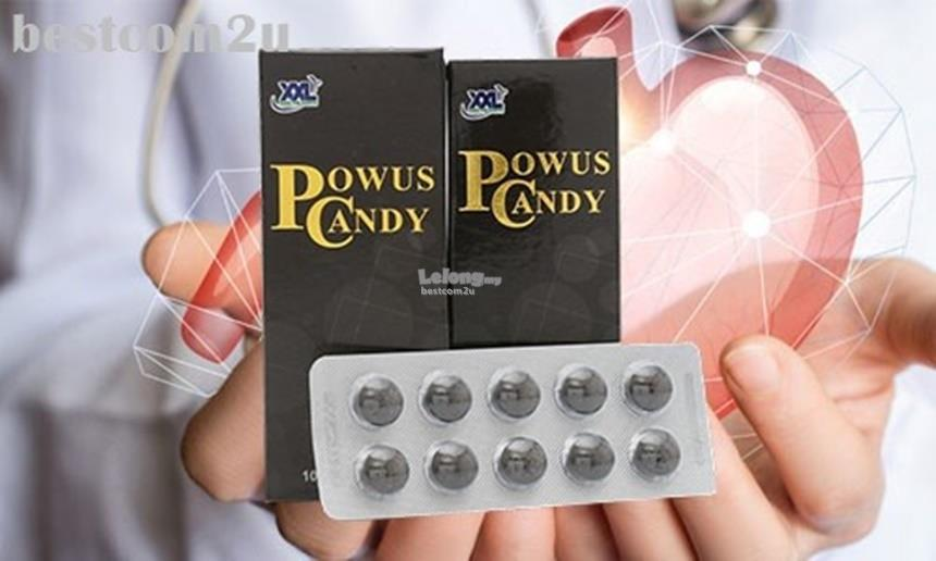 Powus Candy Stomach Guard Tablets (Relieve Gastric Ulcer, Acid Reflux&