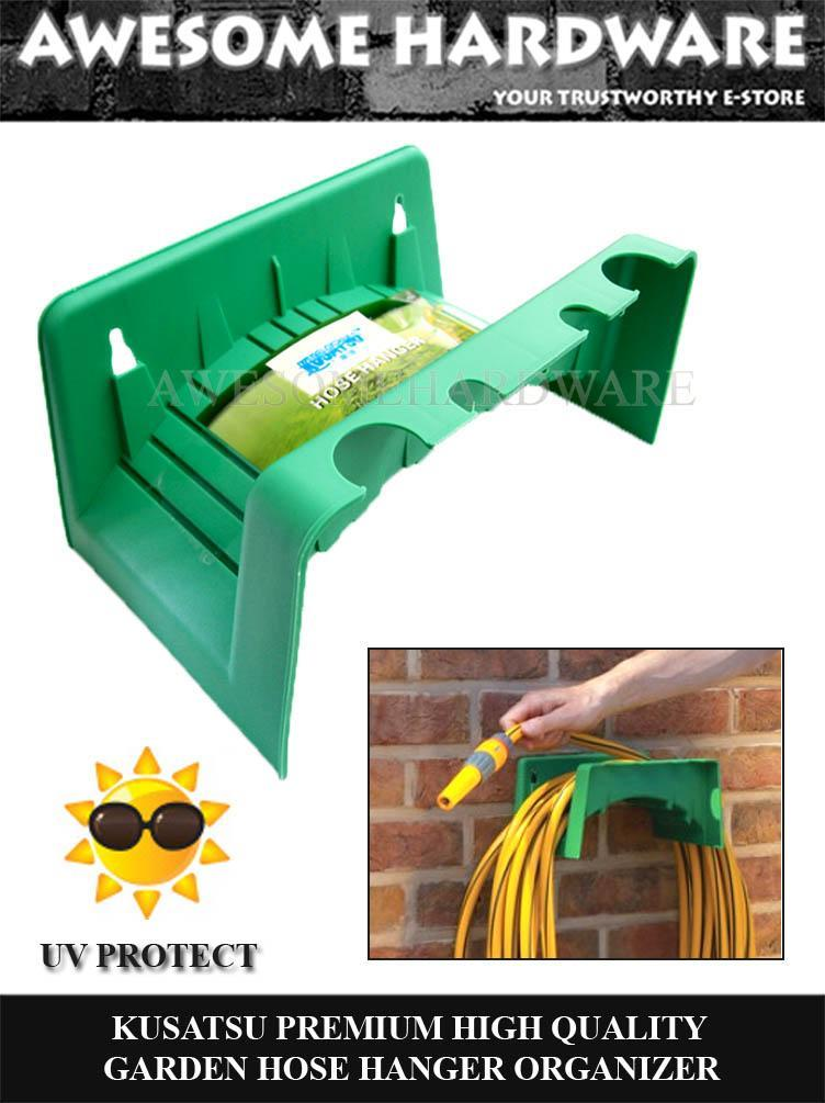 Awesome PP PREMIUM GARDEN HOSE HANGER HOSE HOLDER HOSE ORGANIZER UV PROTECT
