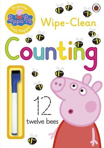 Practise with Peppa: Wipe-Clean Counting