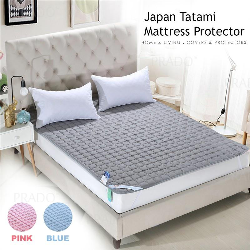 1 x WATERPROOF PROTECTIVE KING SIZE MATTRESS COVER PROTECTOR Wetting  OF