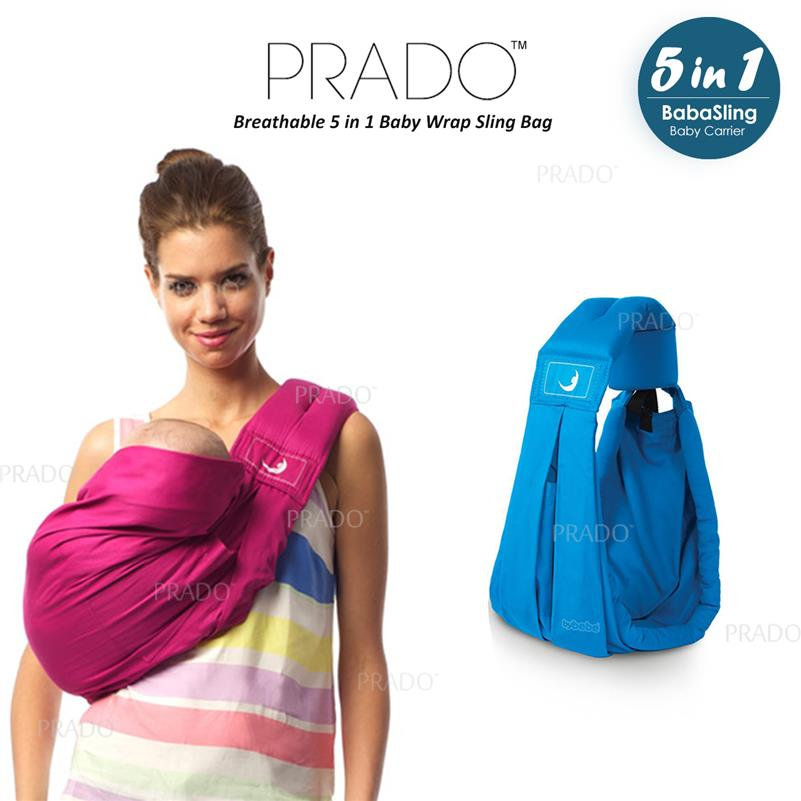 Prado Babasling 5 In 1 Baby Wrap Sli End 2 21 2020 6 15 Pm