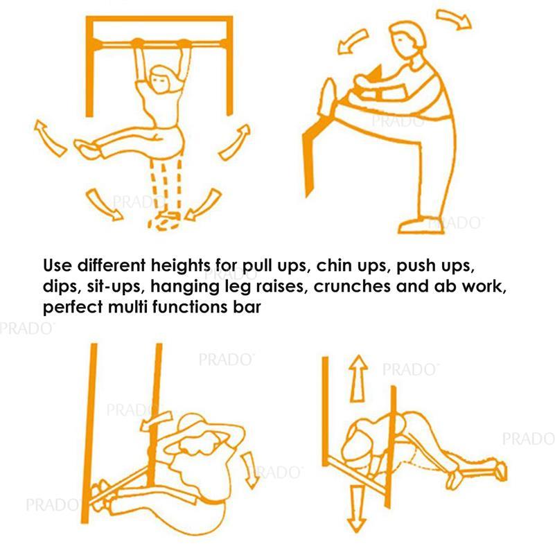 Prado Fitness Home Doorway Workout P End 2 22 2020 3 15 Pm
