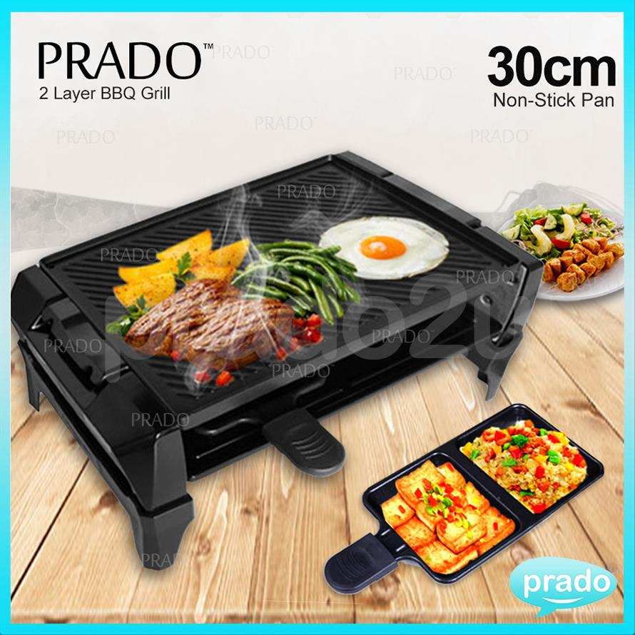 Prado Korean Bbq 2 Layer Non Stick P End 12 7 2020 1 15 Pm