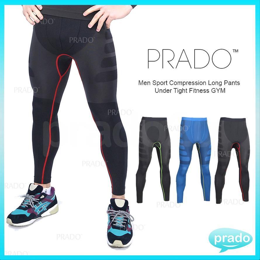 3e3bbf1b0ba81 PRADO Men Sport Compression Long Pant (end 3/1/2020 2:15 PM)