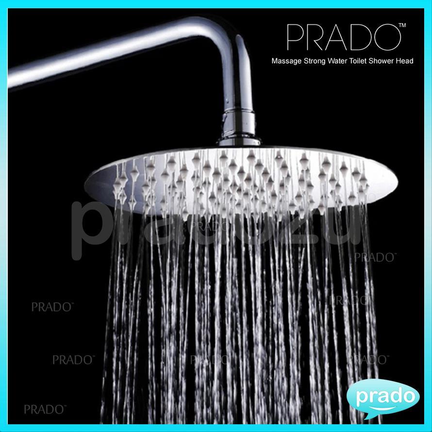 PRADO Stainless Steel Massage Shower (end 7/3/2019 1:15 PM)