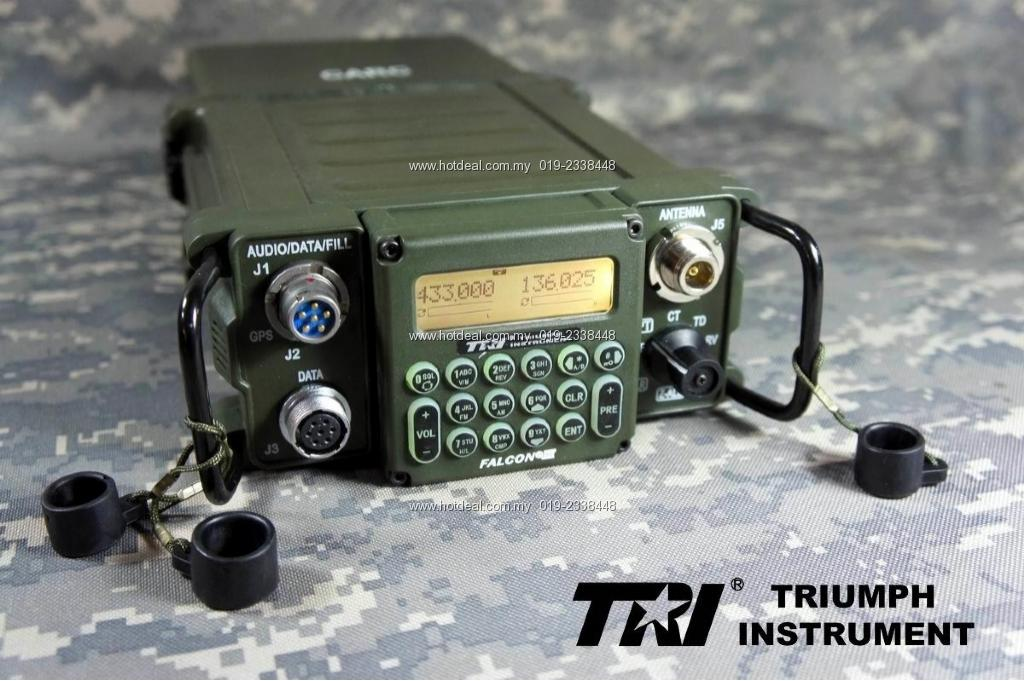 PRC-117G Multiband Radio (TRI) harris