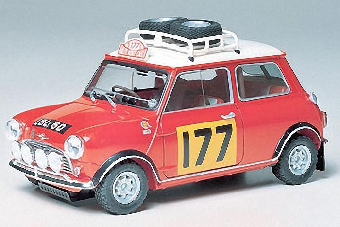 Pre order 124 tamiya mini cooper 12 end 4262018 810 pm pre order 124 tamiya mini cooper 1275s rally kit plastic model series publicscrutiny Gallery