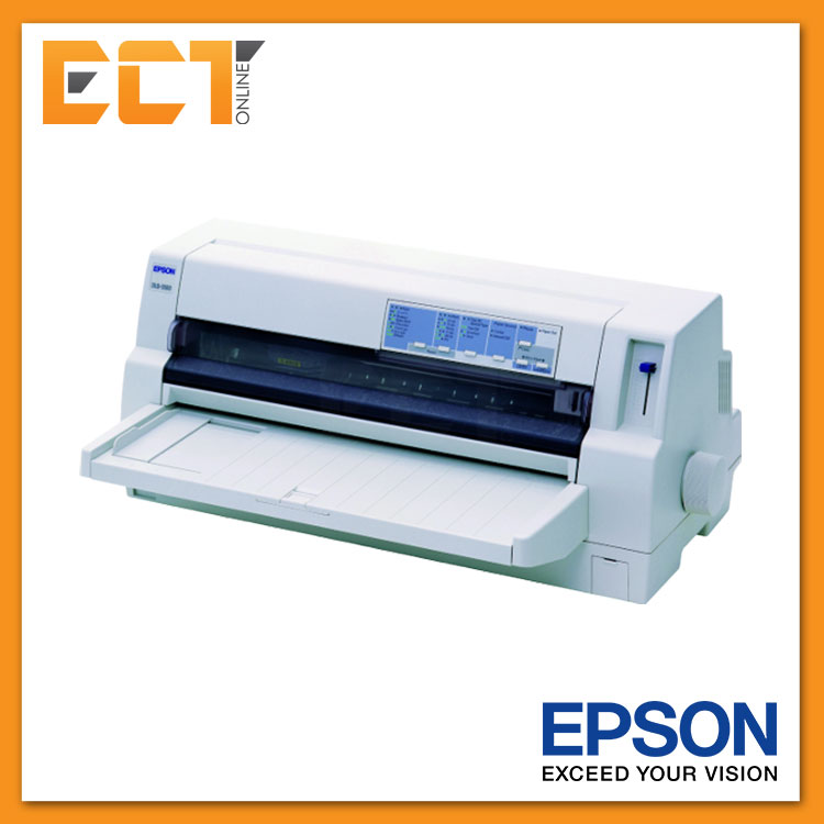 EPSON DLQ-3500 DOT MATRIX PRINTER DRIVERS DOWNLOAD FREE