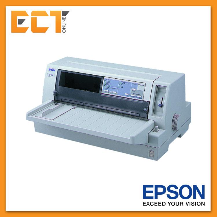 Epson LQ-670 Impact Printer Descargar Controlador