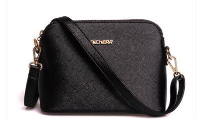 (Pre-order) Micherr Women Fashion Sling Bag (Black) #97