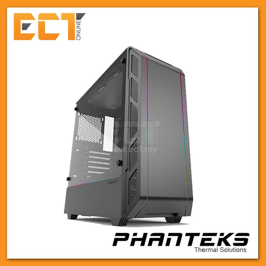 (Pre Order) Phanteks ECLIPSE P350X - Black/Black+White