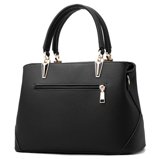 (Pre-order) Women Fashion Handbag (Black) #544