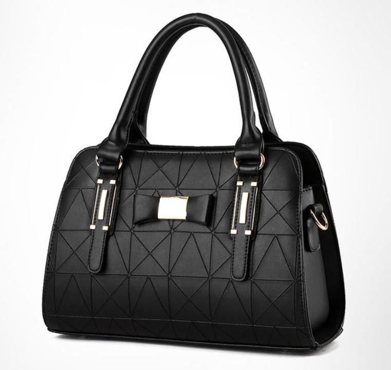 (Pre-order) Women Fashion Handbag (Black) #567