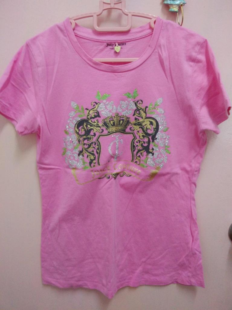 Prelove Authentic Juicy Pink Top