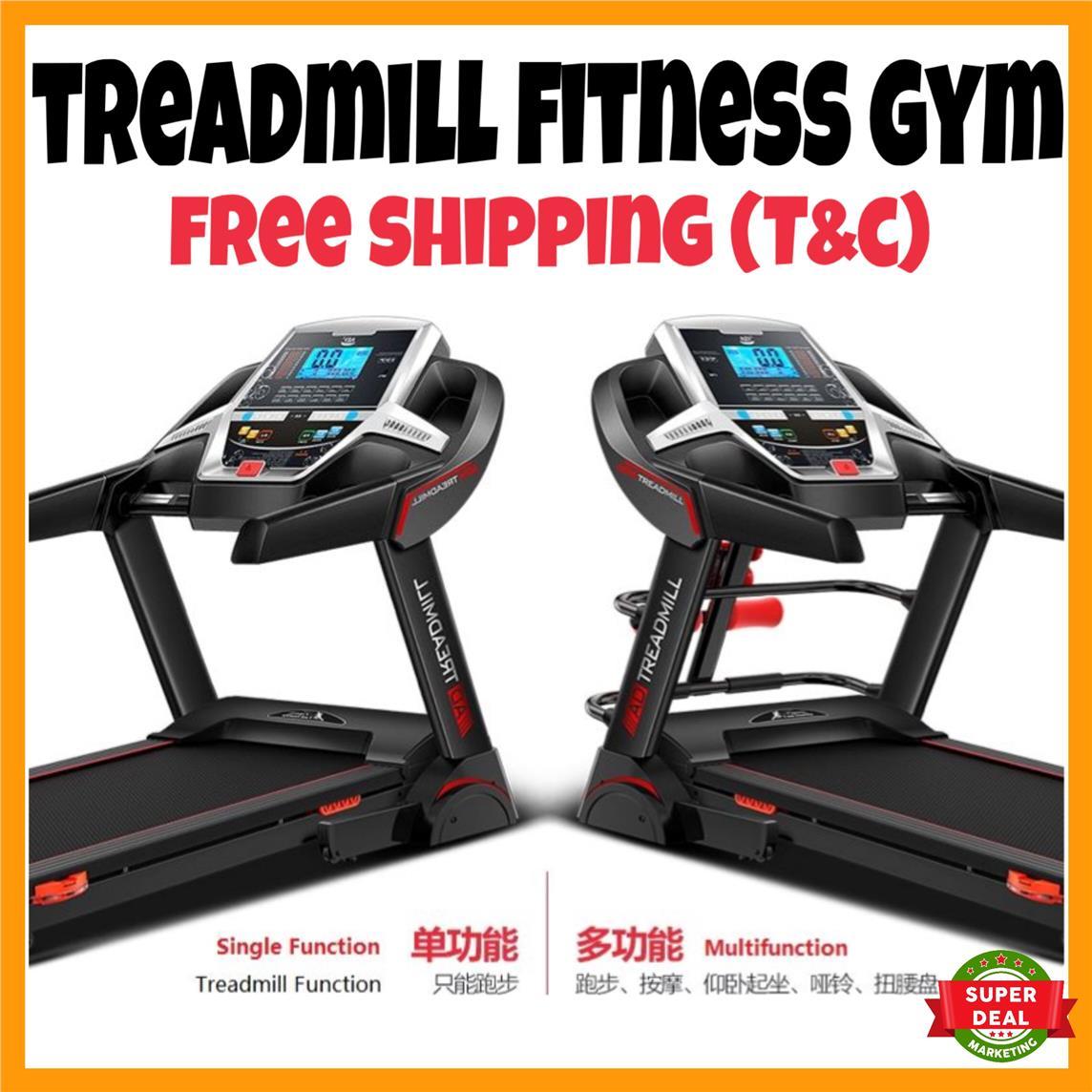 Fitness Equipment Advertisements: PREMIUM AD-A918 Treadmill Home Fitnes (end 7/9/2019 1:15 AM
