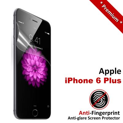 Premium Anti-Fingerprint Matte Apple iPhone 6 Plus Screen Protector