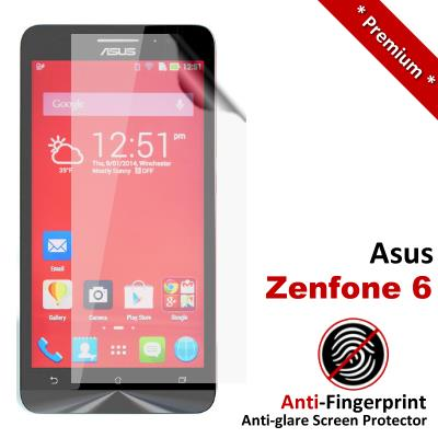 Premium Anti-Fingerprint Matte Asus Zenfone 6 Screen Protector