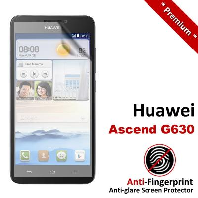 Premium Anti-Fingerprint Matte Huawei Ascend G630 Screen Protector
