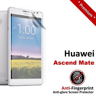 Premium Anti-Fingerprint Matte Huawei Ascend Mate Screen Protector