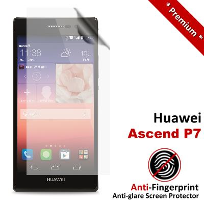 Premium Anti-Fingerprint Matte Huawei Ascend P7 Screen Protector