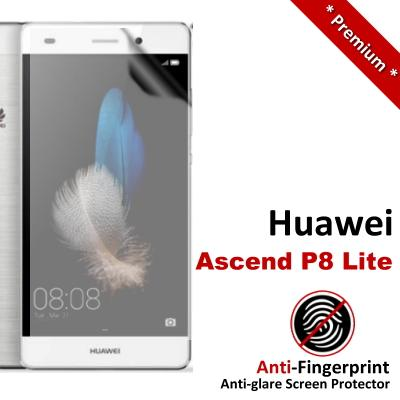 Premium Anti-Fingerprint Matte Huawei Ascend P8 Lite Screen Protector
