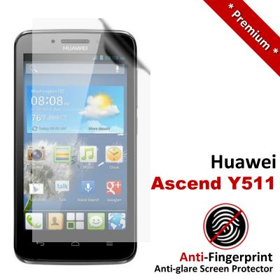 Premium Anti-Fingerprint Matte Huawei Ascend Y511 Screen Protector