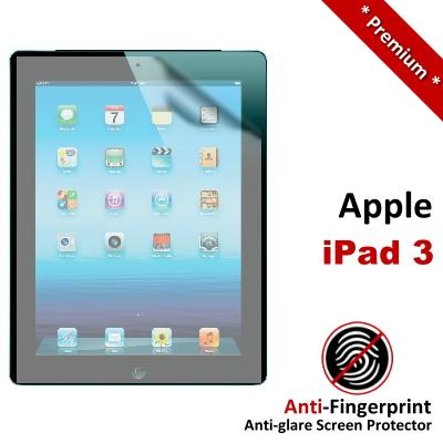 Premium Anti-Fingerprint Matte Ipad 3 Screen Protector